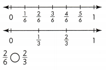 Envision Math Common Core Grade 3 Answer Key Topic 13 Fraction Equivalence and Comparison 71
