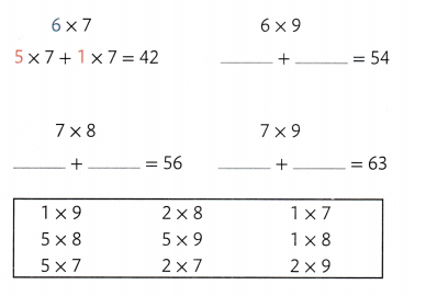 Envision Math Common Core Grade 3 Answer Key Topic 3 Apply Properties Multiplication Facts for 3, 4, 6, 7, 8 80