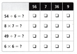 Envision Math Common Core Grade 3 Answer Key Topic 5 Fluently Multiply and Divide within 100 77