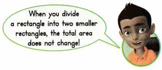 Envision Math Common Core Grade 3 Answer Key Topic 6 Connect Area to Multiplication and Addition 120