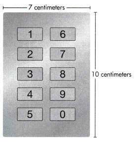 Envision Math Common Core Grade 3 Answer Key Topic 6 Connect Area to Multiplication and Addition 96