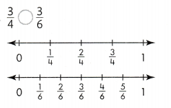 Envision Math Common Core Grade 3 Answers Topic 13 Fraction Equivalence and Comparison 114