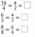 Envision Math Common Core Grade 3 Answers Topic 13 Fraction Equivalence and Comparison 123