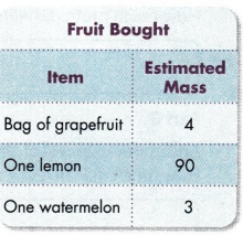 Envision Math Common Core Grade 3 Answers Topic 14 Solve Time, Capacity, and Mass Problems 125