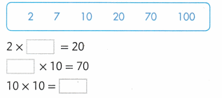 Envision Math Common Core Grade 3 Answers Topic 2 Multiplication Facts Use Patterns 90.8