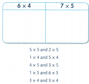 Envision Math Common Core Grade 3 Answers Topic 3 Apply Properties Multiplication Facts for 3, 4, 6, 7, 8 100