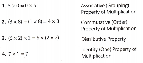 Envision Math Common Core Grade 3 Answers Topic 3 Apply Properties Multiplication Facts for 3, 4, 6, 7, 8 87