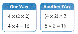 Envision Math Common Core Grade 3 Answers Topic 3 Apply Properties Multiplication Facts for 3, 4, 6, 7, 8 96