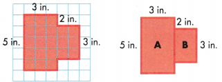 Envision Math Common Core Grade 3 Answers Topic 6 Connect Area to Multiplication and Addition 121