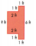 Envision Math Common Core Grade 3 Answers Topic 6 Connect Area to Multiplication and Addition 132