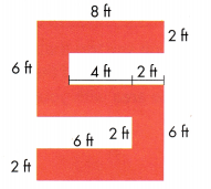 Envision Math Common Core Grade 3 Answers Topic 6 Connect Area to Multiplication and Addition 138
