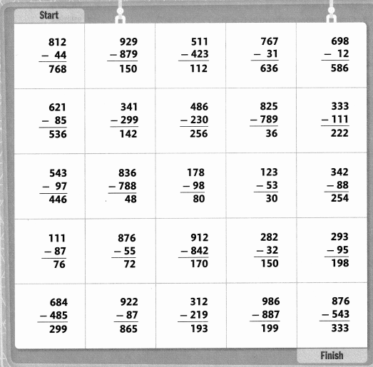 Envision Math Common Core Grade 4 Answer Key Topic 3 Use Strategies and Properties to Multiply by 1-Digit Numbers 87
