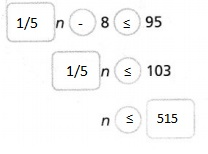 Envision Math Common Core Grade 7 Answer Key Topic 5 Solve Problems Using Equations and Inequalities-45
