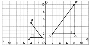 Envision Math Common Core Grade 8 Answer Key Topic 6 Congruence And Similarity 169