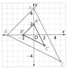 Envision Math Common Core Grade 8 Answer Key Topic 6 Congruence And Similarity 90