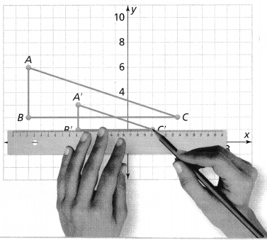 Envision Math Common Core Grade 8 Answer Key Topic 6 Congruence And Similarity 94