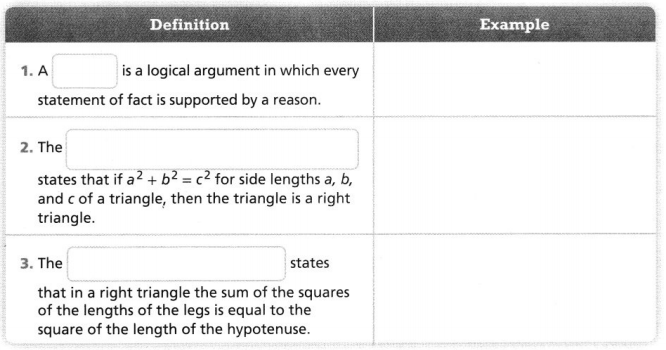 Envision Math Common Core Grade 8 Answer Key Topic 7 Understand And Apply The Pythagorean Theorem 77