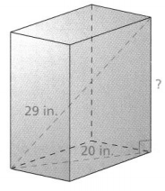 Envision Math Common Core Grade 8 Answer Key Topic 7 Understand And Apply The Pythagorean Theorem 82