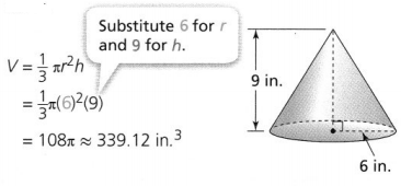 Envision Math Common Core Grade 8 Answer Key Topic 8 Solve Problems Involving Surface Area And Volume 88
