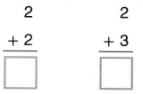 Envision Math Common Core 2nd Grade Answer Key Topic 1 Fluently Add and Subtract Within 20 22