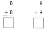 Envision Math Common Core 2nd Grade Answer Key Topic 1 Fluently Add and Subtract Within 20 24