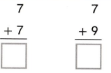 Envision Math Common Core 2nd Grade Answer Key Topic 1 Fluently Add and Subtract Within 20 27