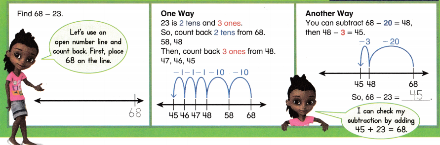 Envision Math Common Core 2nd Grade Answer Key Topic 5 Subtract Within 100 Using Strategies 16