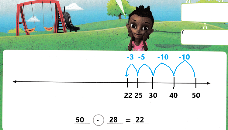 Envision-Math-Common-Core-2nd-Grade-Answer-Key-Topic-5-Subtract-Within-100-Using-Strategies-20