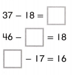 Envision Math Common Core 2nd Grade Answer Key Topic 6 Fluently Subtract. Within 100 18