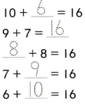 Envision Math Common Core 2nd Grade Answers Topic 1 Fluently Add and Subtract Within 20 44