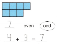 Envision Math Common Core 2nd Grade Answers Topic 2 Work with Equal Groups 21