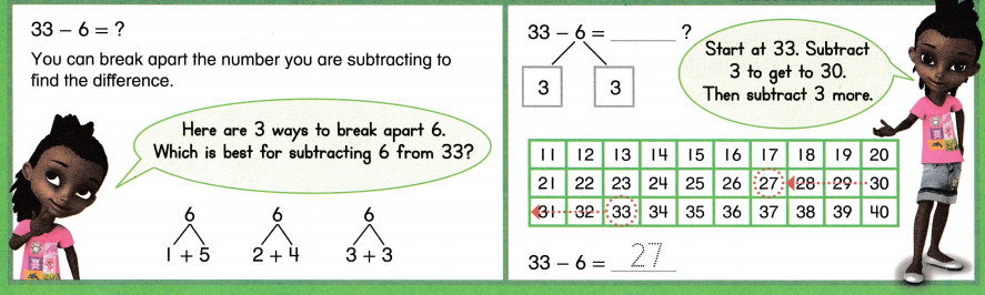 Envision Math Common Core 2nd Grade Answers Topic 5 Subtract Within 100 Using Strategies 27