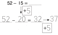 Envision Math Common Core 2nd Grade Answers Topic 5 Subtract Within 100 Using Strategies 44