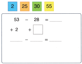 Envision Math Common Core 2nd Grade Answers Topic 5 Subtract Within 100 Using Strategies 46