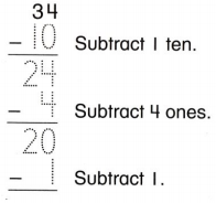 Envision Math Common Core 2nd Grade Answers Topic 6 Fluently Subtract. Within 100 23