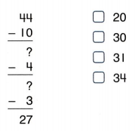 Envision Math Common Core 2nd Grade Answers Topic 6 Fluently Subtract. Within 100 25