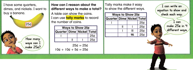 Envision Math Common Core 2nd Grade Answers Topic 8 Work with Time and Money 38