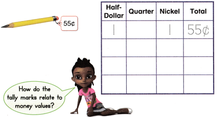 Envision Math Common Core 2nd Grade Answers Topic 8 Work with Time and Money 39