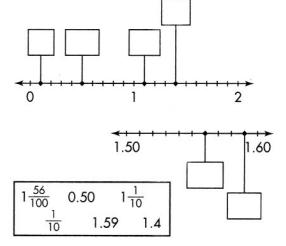 Envision Math Common Core 4th Grade Answer Key Topic 12 Understand and Compare Decimals 41