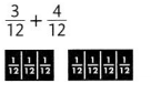 Envision Math Common Core 4th Grade Answer Key Topic 9 Understand Addition and Subtraction of Fractions 13