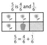 Envision Math Common Core 4th Grade Answer Key Topic 9 Understand Addition and Subtraction of Fractions 25