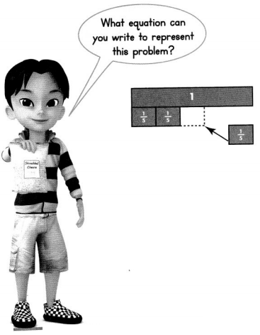 Envision Math Common Core 4th Grade Answer Key Topic 9 Understand Addition and Subtraction of Fractions 32