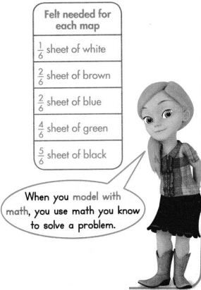 Envision Math Common Core 4th Grade Answers Topic 10 Extend Multiplication Concepts to Fractions 52