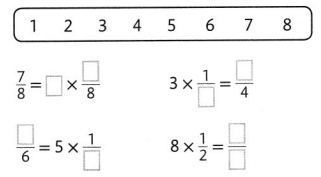 Envision Math Common Core 4th Grade Answers Topic 10 Extend Multiplication Concepts to Fractions 66