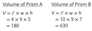 Envision Math Common Core 5th Grade Answers Topic 11 Understand Volume Concepts 12.30