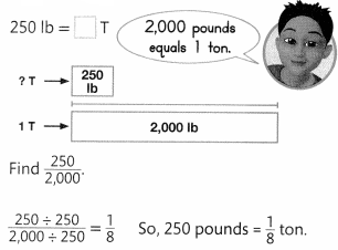 Envision Math Common Core 5th Grade Answers Topic 12 Convert Measurements 27.5