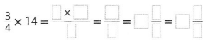 Envision Math Common Core 5th Grade Answers Topic 8 Apply Understanding of Multiplication to Multiply Fractions 28.5