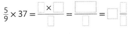 Envision Math Common Core 5th Grade Answers Topic 8 Apply Understanding of Multiplication to Multiply Fractions 28.7