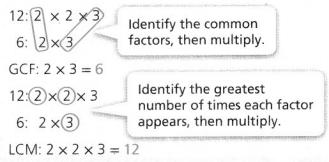 Envision Math Common Core 6th Grade Answer Key Topic 3 Numeric And Algebraic Expressions 95.8