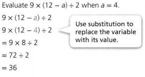 Envision Math Common Core 6th Grade Answer Key Topic 3 Numeric And Algebraic Expressions 98.1